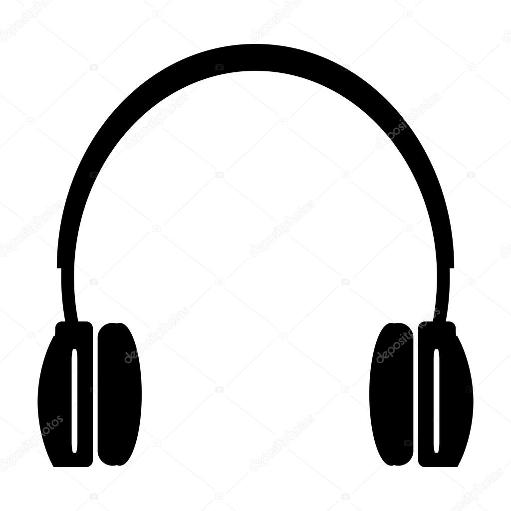 headphones vector stock vector pavlentii 23308454 rh depositphotos com headphones vector free headphones vector art