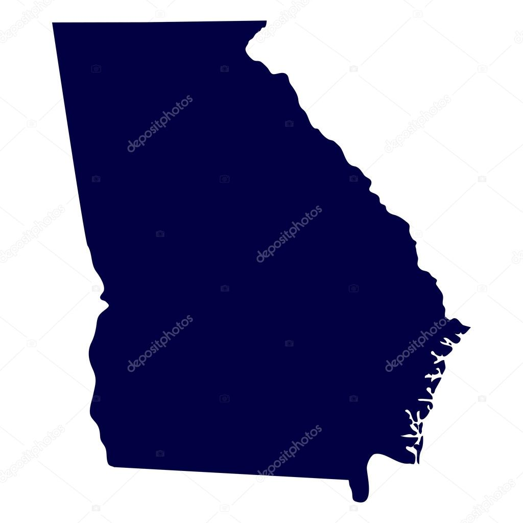 Map of the U.S. state of Georgia — Stock Vector © pavlentii ... Georgia S State Map on mississippi's state map, georgia state parks map, florida's state map, georgia's nature, california's state map, georgia's golden coast, alabama's state map, iowa's state map, georgia state natural resource map, state of georgia county map, savannah georgia state map, georgia's 13th congressional district, oregon's state map, georgia state capital map, georgia's population of people, michigan's state map, kentucky's state map, georgia's history, washington's state map, georgia's 1st congressional district,