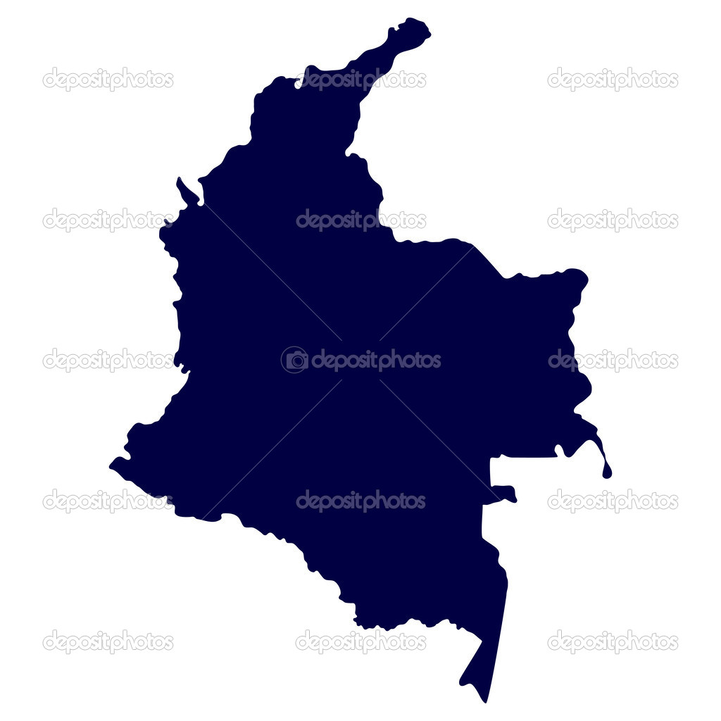 Map of the U.S. District of Columbia — Stock Vector © pavlentii ...