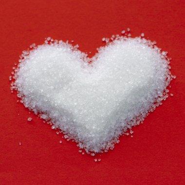 Valentine sugar heart
