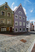 Fotografie Häuser in Landsberg am lech