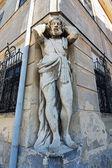 Fotografie Atlantische Statue