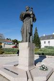 Fotografie Pribina-Statue in nitra