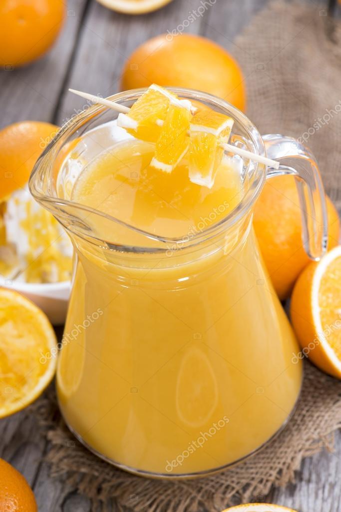 Jus D Orange Fait Maison Photographie Handmadepicture C 34810653