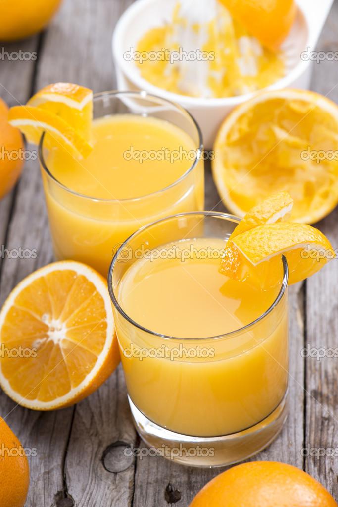 Jus D Orange Fait Maison Photographie Handmadepicture C 34810737