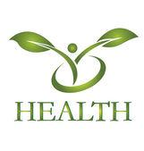 Fényképek Egészséges élet logó vektoros