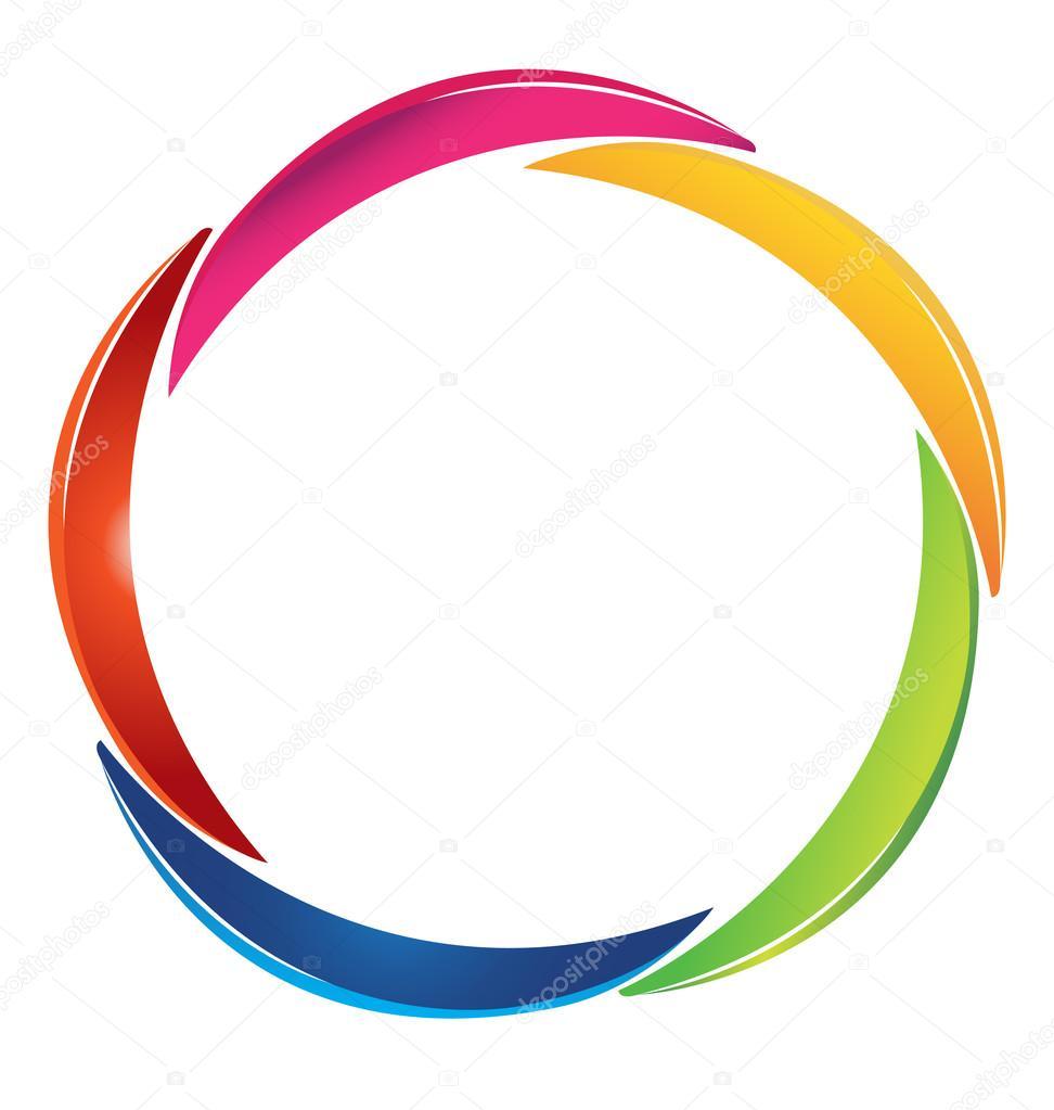 Abstract icon logo vector — Stock Vector © Glopphy #15049431