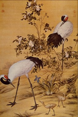 China's traditional Chinese painting, ancient paintings