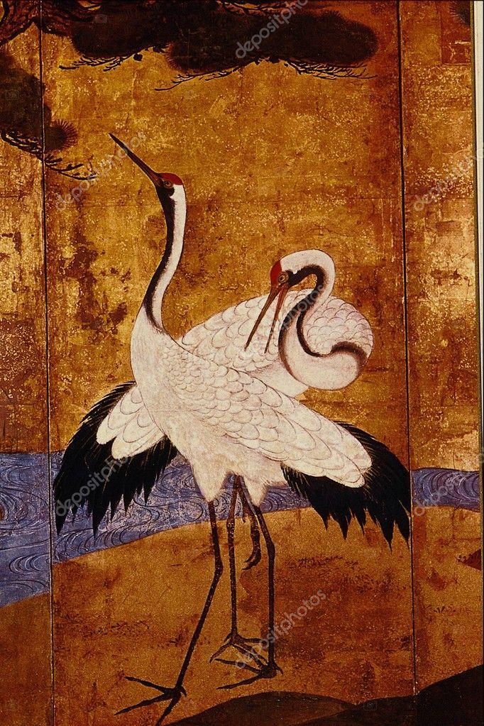 Western ancient paintings, oil paintings