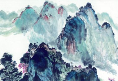 Chinas traditional Chinese painting