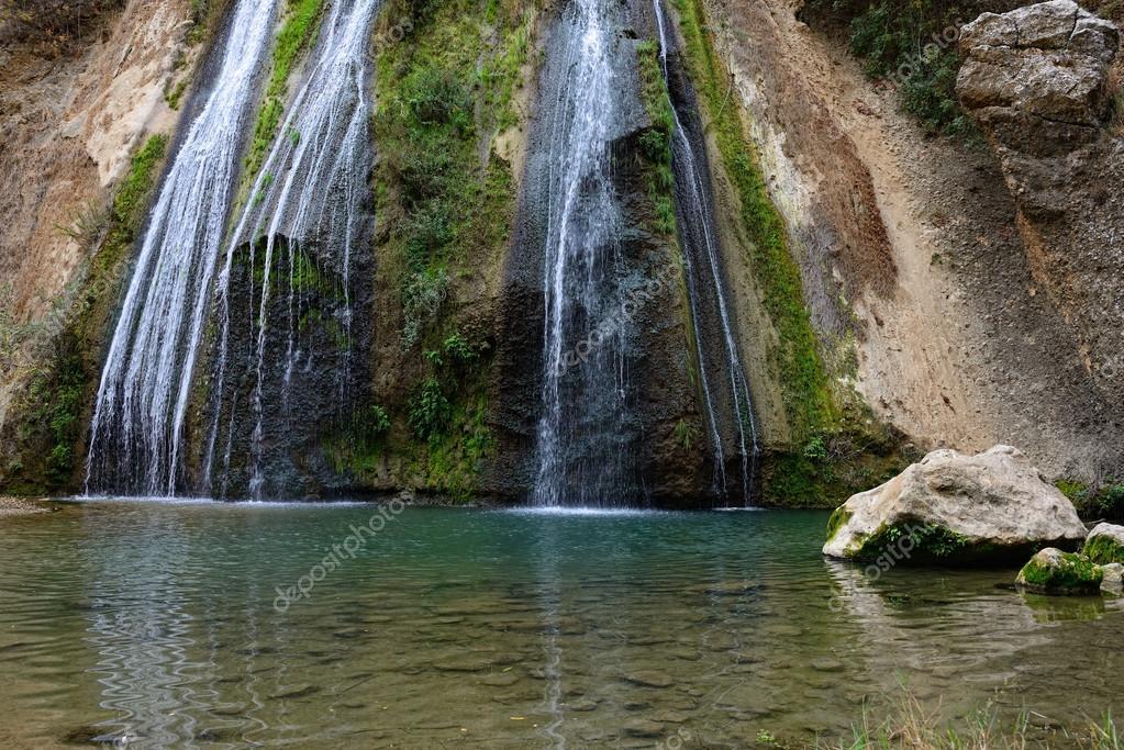 Tanur waterfall stream