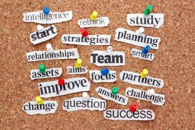 Catchwords for Success