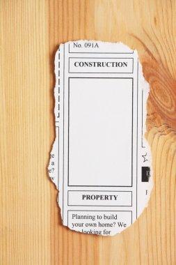 Construction Advertisement