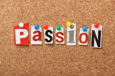 The word Passion