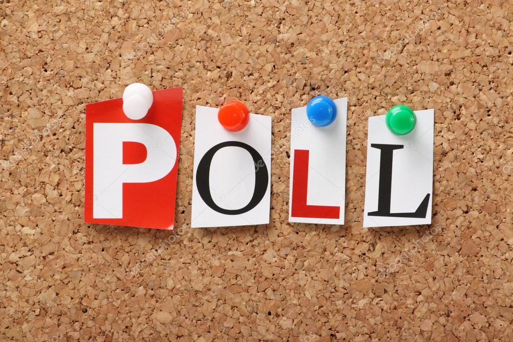 poll #hashtag