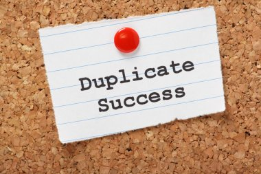 Duplicate Success