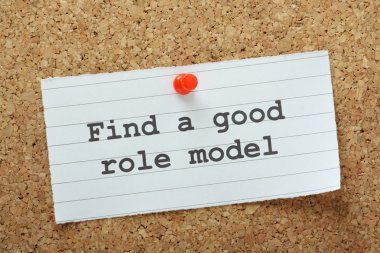 Find A Good Role Model