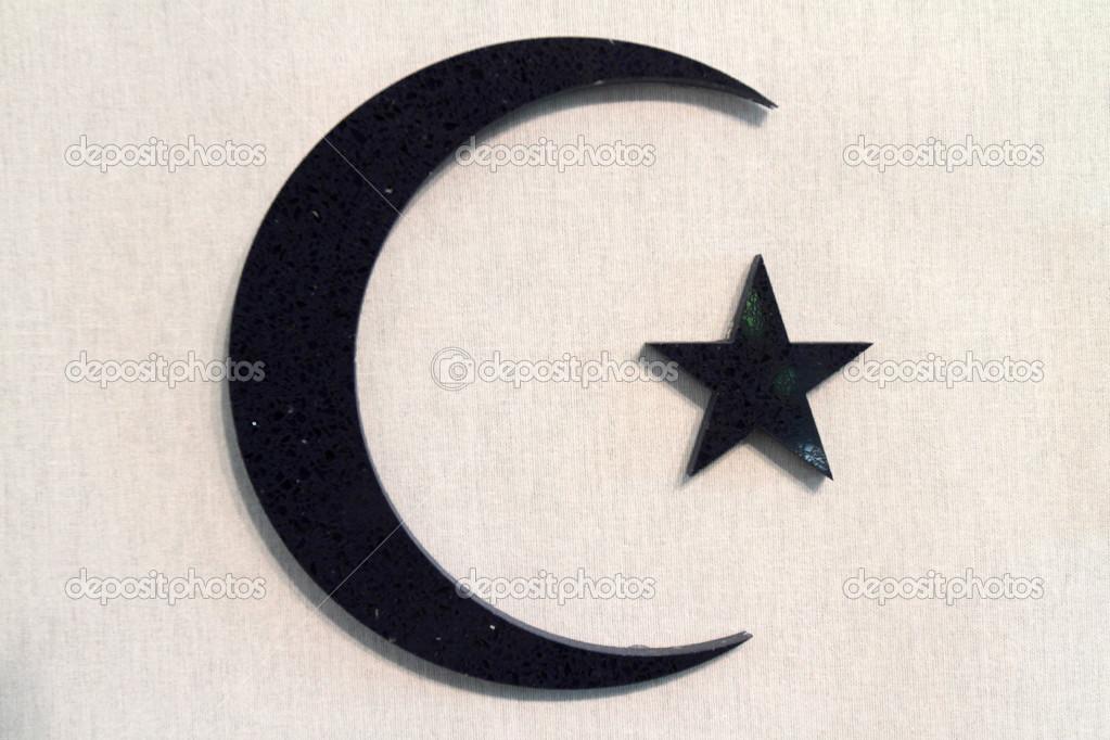 symbool van de islam — stockfoto © byzancephotos #24090919