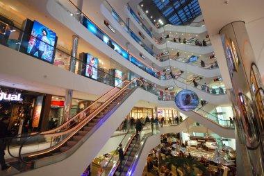 Shopping center in Dusseldorf