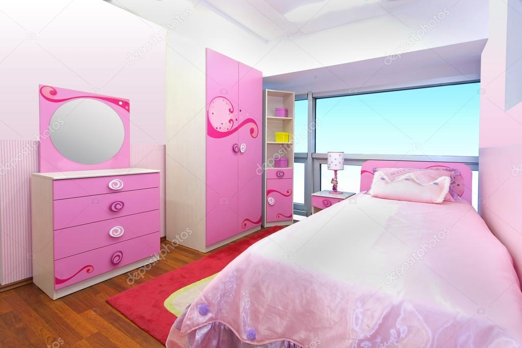 Roze kamer u stockfoto ttatty