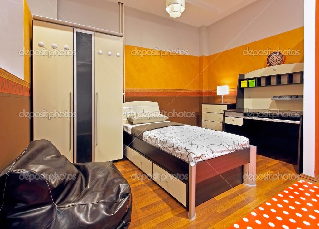 slaapkamer kind — Stockfoto © ttatty #32562281