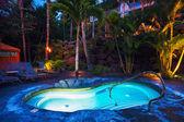 Fotografie tropische resort