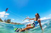Photo Kiteboarding