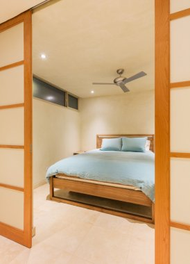 Interior design, Big modern bedroom