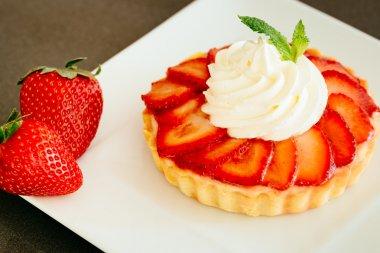Organic Healthy Fruit Dessert