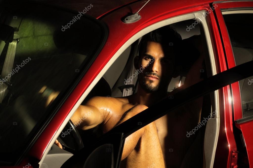 Brocken Im Auto Stockfoto Curaphotography 12462000