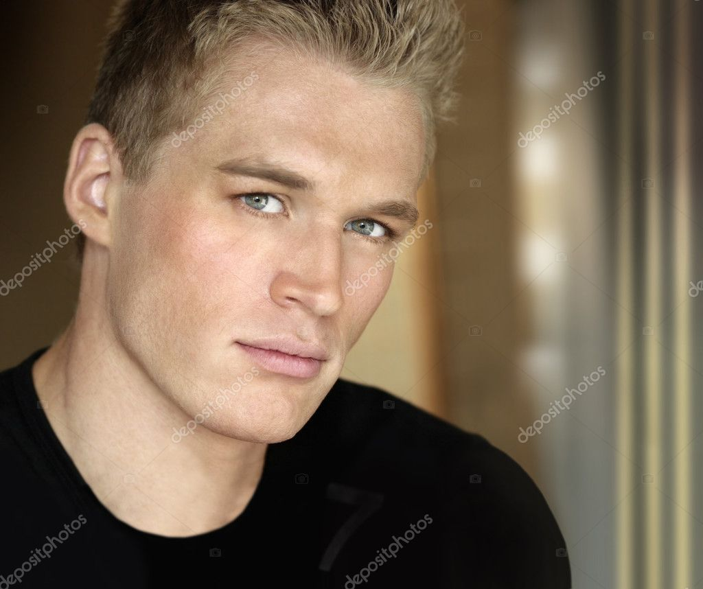 ᐈ Male Model Blonde Stock Photography Royalty Free Blond Male Model Pics Download On Depositphotos