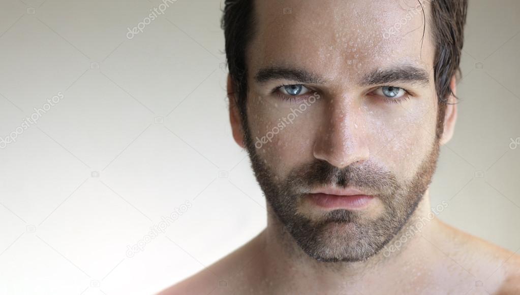 Great face man