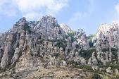montagna crimea in Ucraina