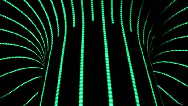 Neon abstraktní pozadí