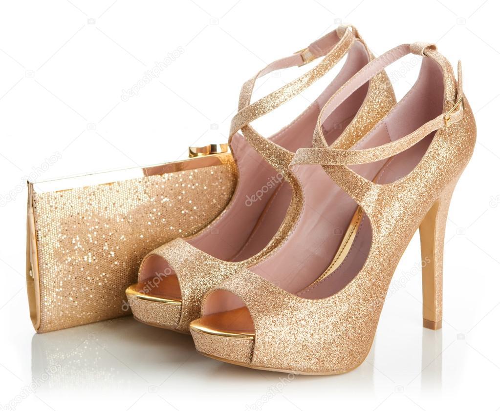 En Gouden Damesschoenen Zak Damesschoenen En Zak Gouden Gouden qUaw5dH