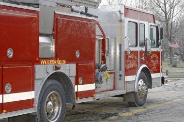 Yangınla mücadele donanımları
