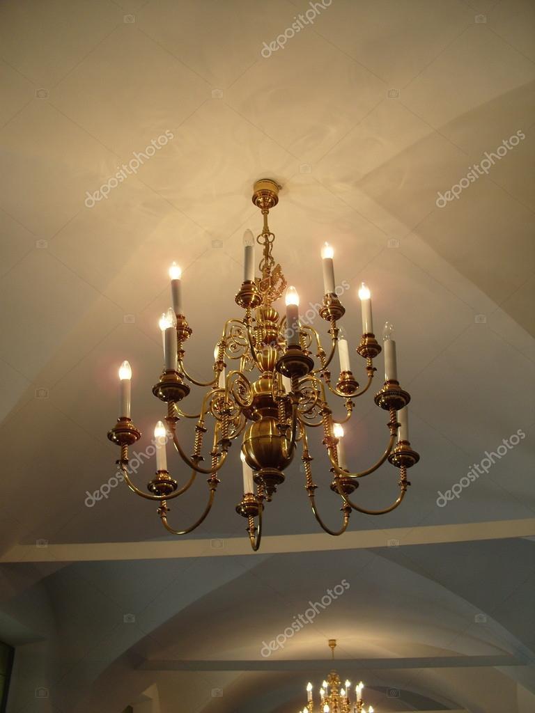 Antiques, chandeliers, — Stock Photo - Antiques, Chandeliers, — Stock Photo © Tatiantmarie #13377000