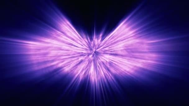 lila csíkos iooping