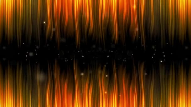 smyčky oheň pozadí