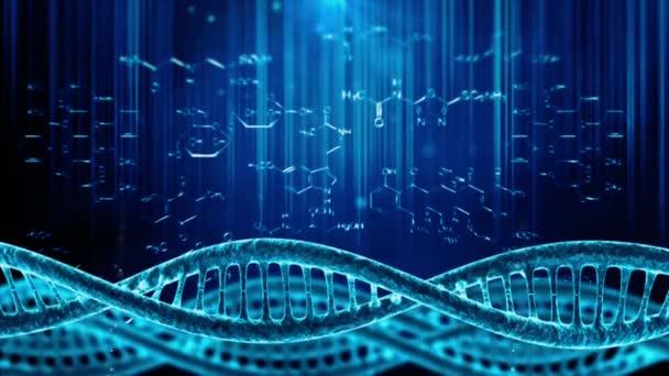 DNS-molekula és adatok