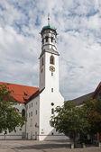 Fotografie Sint-Martins-Kirche-memmingen