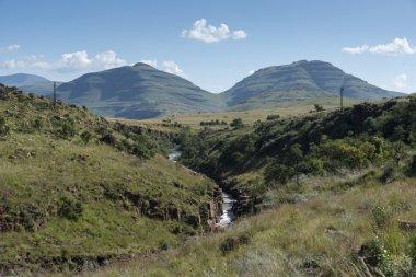 mountain drakensberg panoramaroute