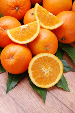 oranges from Sicily
