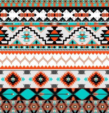 Seamless navaho pattern