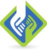 Fotografia a mano logo