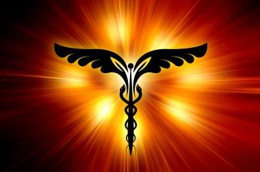 Power medical logo