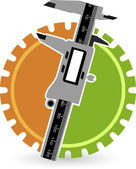 Fotografie Vernier gear logo