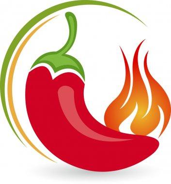 Hot chilly logo