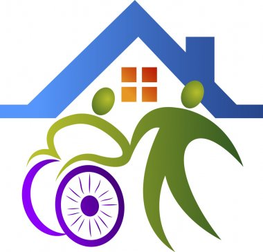 Disable care logo