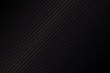 Black metallic abstract background